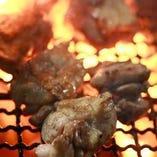 肉好きに!お肉を使った肉料理が豊富!焼き鳥もございます!