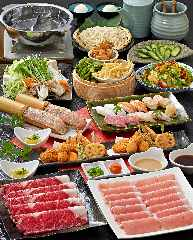 しゃぶしゃぶ・寿司・和食 海王