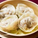 韓国風蒸餃子