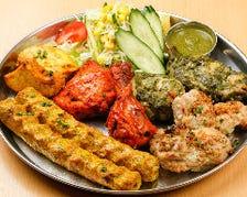 本格インド・ネパール料理をどうぞ!
