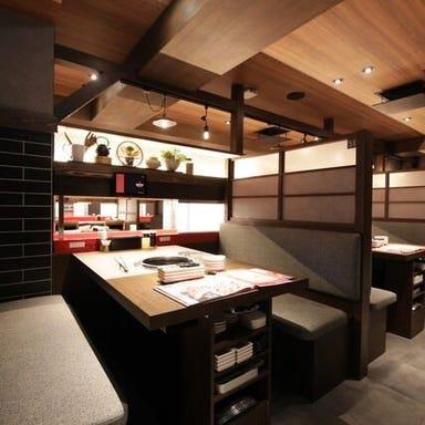焼肉の和民横浜店  店内の画像
