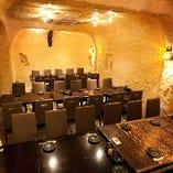 【大人数宴会★感動の洞窟貸切空間】18~60名様◎一番人気の洞窟スペース貸切★