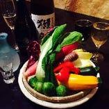 三浦野菜の和―ニャカウダ【神奈川県三浦市】
