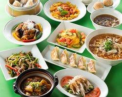 出来たて中華料理が食べ放題オーダー式バイキング