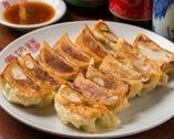 ①焼き餃子