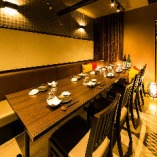 最大10名様向けテーブル個室