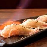 ◆素材を生かす◆ 食材に合わせて調理法や薬味などを選びます