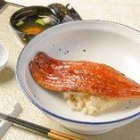 浜名湖産 鰻丼(白焼)セット