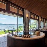 浜名湖を一望できる抜群のロケーション ご友人やご家族、恋人と優雅な午後のひと時をお過ごしください