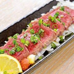 会津名産 馬肉タタキ