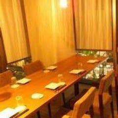 全席個室 びすとろ家 京都駅前店 店内の画像