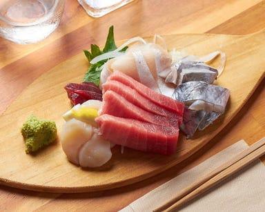 寿司バル 八幡BASE  メニューの画像