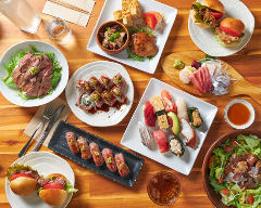 寿司バル 八幡BASE