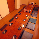 個室席は最大18名様までご利用可能です。