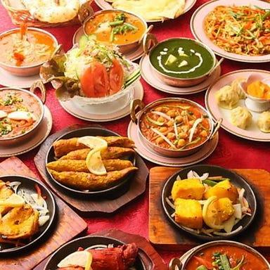 インド料理ガンジス川 加茂店  コースの画像