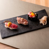 肉寿司 二貫