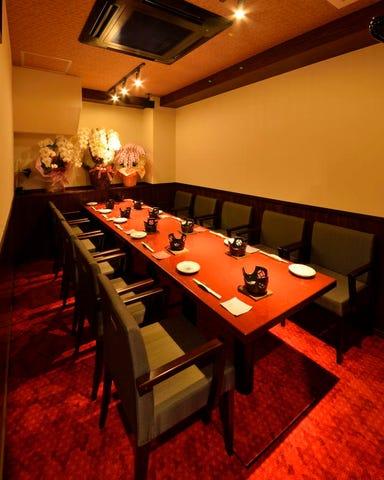 仙台みそ料理と個室和食 新古々がみそ 仙台駅前 店内の画像