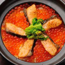 はらこ土鍋炊き込みご飯 1合炊き1300円