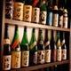 地酒14種と4種付き飲み放題単品もご用意しております。