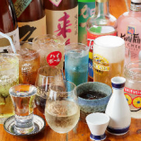 飲み放題は単品ご注文のお客様もOK♪月~木曜日は120分まるごと楽しめます!
