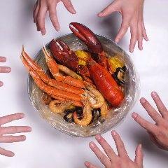 手づかみシーフード Makky's The Boiling Shrimp 【マッキーズ】