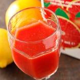 ブラッド・オレンジジュース