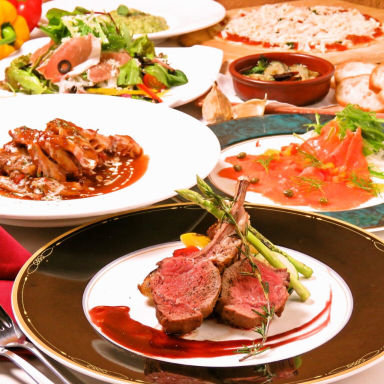 Restaurant Wine Bar Dimolto ~ディモルト~  コースの画像