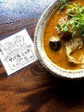 """昼は""""マチのスープカレー屋さん"""""""