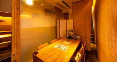 わらび 福井駅前店  店内の画像