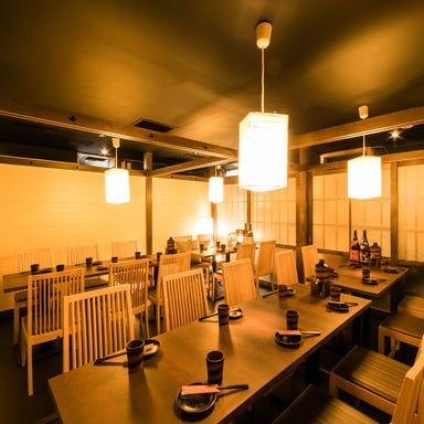 【しゃぶしゃぶ食べ放題】 個室居酒屋 豊洲屋 豊洲IHI店 店内の画像