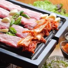 韓国家庭料理 金丸 3rd 蒲田店
