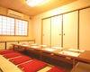 【大きな個室】10名様までご利用いただけるお部屋 1Fは堀ごたつ個室がご利用いただけます
