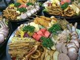 オードブルコース【飲み放題付】10名様~  ※お造り・オードブル・お寿司が付くコース