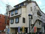 近江八幡駅から徒歩3分全室個室