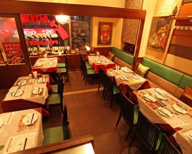 Asian Dining &Bar SAPANA 飯田橋プラーノ店 店内の画像