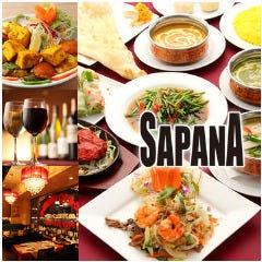 Asian Dining &Bar SAPANA 饭田桥プラーノ店