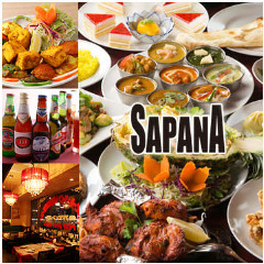 Asian Dining &Bar SAPANA 飯田橋プラーノ店