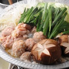霧島鶏ちゃんこ鍋