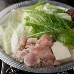 霧島鶏水炊き