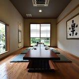 【別館】掘りごたつ席完全個室(~8名様×3部屋)