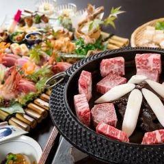 【新名物】肉鍋会席