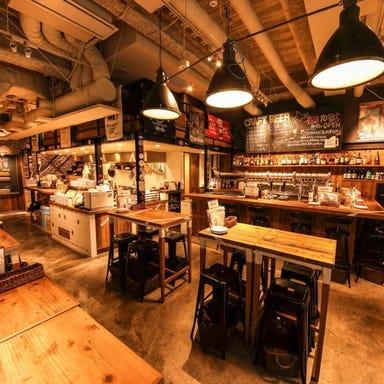 クラフトビアマーケット 仙台国分町店 店内の画像