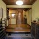 1950年(昭和25)に戦前と同じ間取りで建て直された【日本家屋】