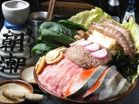 ちゃんこ・焼肉 朝潮 徳庵店