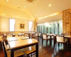Restaurant&Cafe Four Hearts  店内の画像