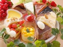 お店で手作り選べるケーキ(*^_^*)