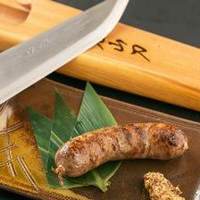 長崎県平戸産 猪ソーセージ