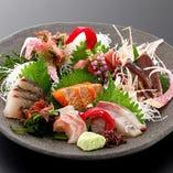 鮮魚のお刺身 盛合わせ