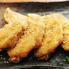 三河地鶏の手羽先(4ケ)