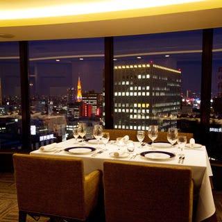 センチュリーロイヤルホテル/スカイレストラン・ロンド